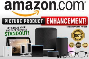 Portfolio for Enhance Amazon Product Image