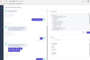 Portfolio for AI Chatbot Development