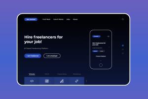 Freelance Platform Design