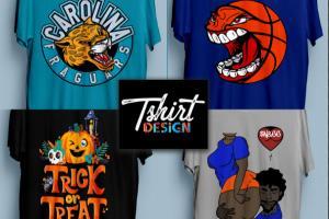 Portfolio for Design a T-shirt For your Store