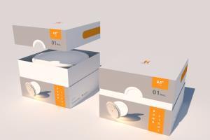 Portfolio for Package Designing