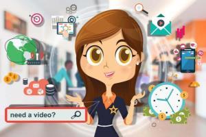 Portfolio for 2D Animated Explainer video