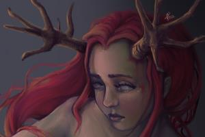 Portfolio for Semi-Realistic Fantasy Illustrator