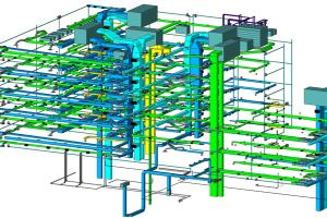 Portfolio for BIM MODELING SERVICES
