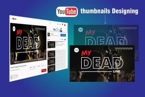 Portfolio for YouTube Thumbnail Design