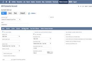 Portfolio for NetSuite Consultant and Solution Develop