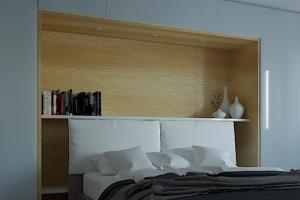 Portfolio for Interior design and visualization