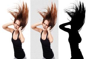 Portfolio for images background removal