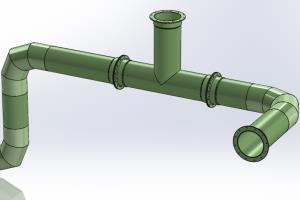 Portfolio for 3D CAD Drafter using Solidworks
