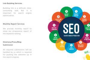 Portfolio for Search Engine Optimization