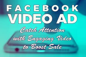 Portfolio for Facebook Video Promo Ad & Youtube Intro