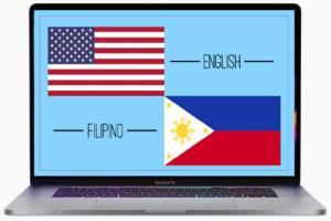 Translation English/Tagalog