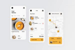 Portfolio for UI·UX Design Services