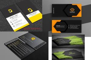 Portfolio for Business Card