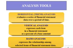 Portfolio for Financial Statements and Analysis