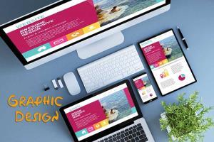 Portfolio for Graphic Design & DTP