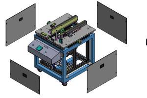 Portfolio for 3D Mechanical Design