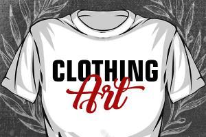 Portfolio for Art design for Clothing