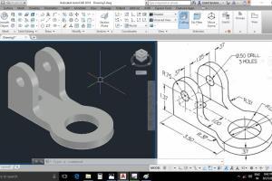 Portfolio for Autocad guru(2d ,3d modeling,drafting)