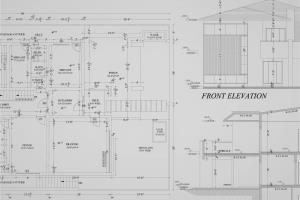 Portfolio for Architecture Design AutoCAD