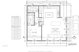 Portfolio for Draw 2d 3d floor plan interior exterior