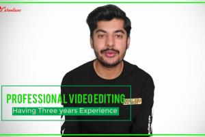 Portfolio for Professional Video Editor