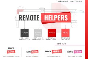 Portfolio for Remote Helpers Outstaffing Agency