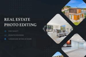 Portfolio for Real Estate Photo Editing