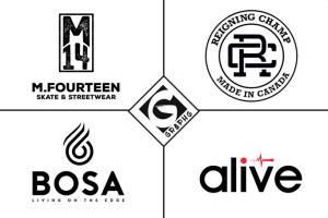 Portfolio for Clothing brand logo   Streetwear logo