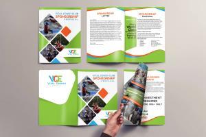 Portfolio for i will design company profiles,brochuers