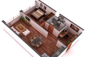 Portfolio for 3d Furnished Floor Plans