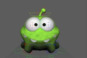 Portfolio for 3D Character, Modeling, Animation