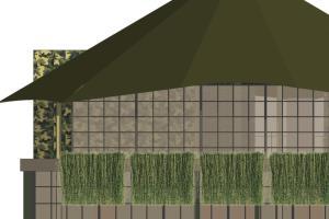 Portfolio for Architect Consept, Schematic & 3D Visual