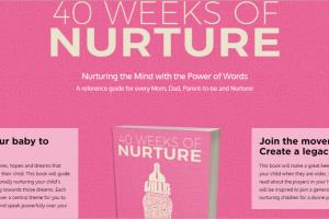 40 Weeks Of Nurture