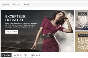 GazeBeauty WordPress Website