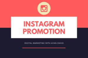 Portfolio for I will do Instagram Advertising