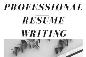 Portfolio for Resume Writing Services