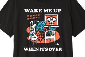 Portfolio for One Evergreen, On-Trend Shirt Design