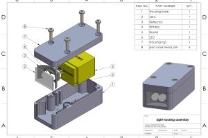 Portfolio for 2d CAD drawing for manufacturing purpose