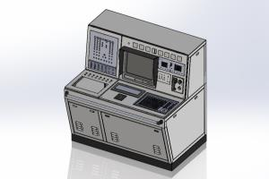 Portfolio for 3d modeling of sheet metal products