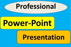 Portfolio for Design  Ppt Presentation Professionally