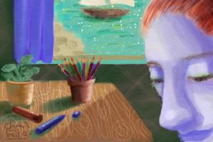 Portfolio for Editorial Illustrations & Online Content