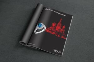 Portfolio for I will design flyer, brochure, print ad