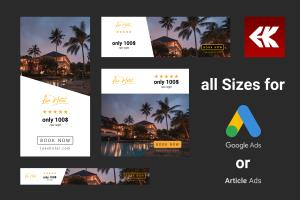 Portfolio for I will design your dream banner or ad