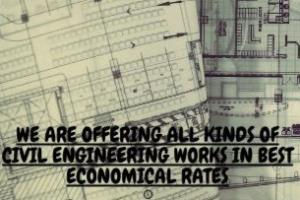 Portfolio for I can make your 2D or 3D civil drawings