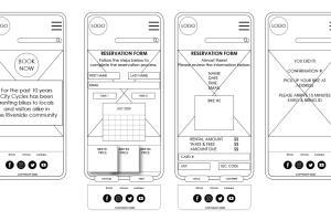 Mobile Website Prototype