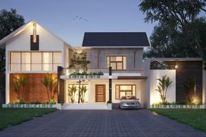 Portfolio for architectural 3d designer