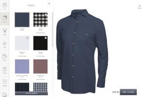 Portfolio for Online Product Configurator / Customizer