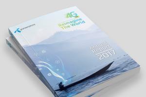 Portfolio for Annual Report Design