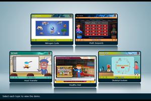 Portfolio for E-Learning Development